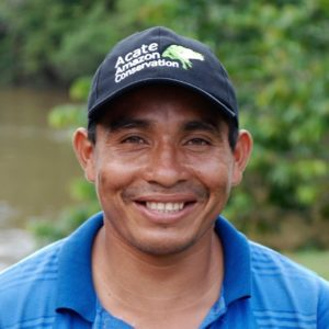 felipe matsés amazon conservation