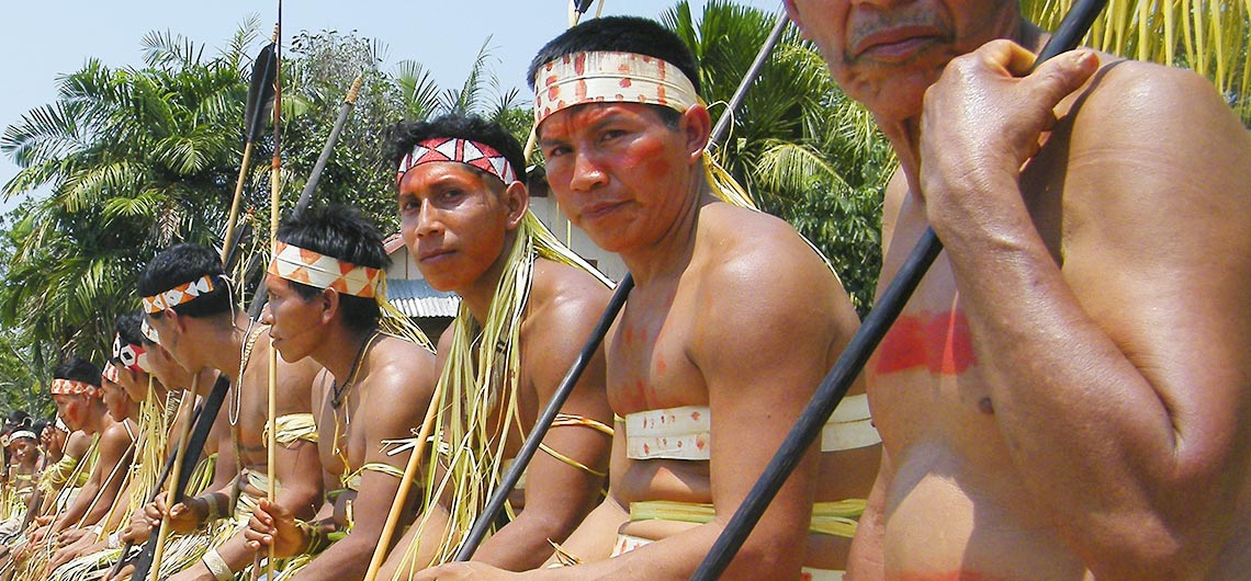 acate men during tribal gathering ceremony