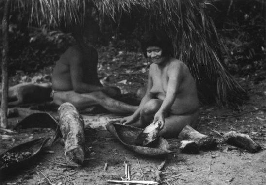 Héta family in the Amazon