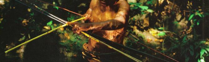 Urueu-Wau-Wau hunter river
