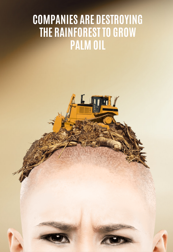 dirty palm oil #protectparadise screenshot