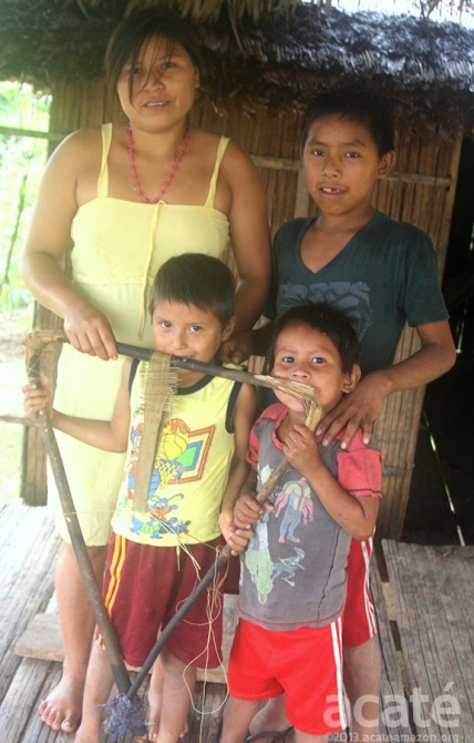 matsés family modern day