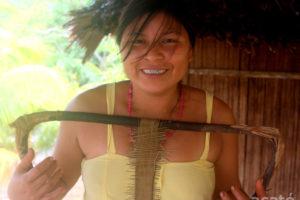 Lucinda Matsés farmer