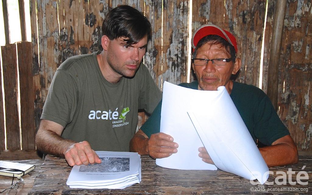 chris and arturo matsés traditional medicine encyclopedia