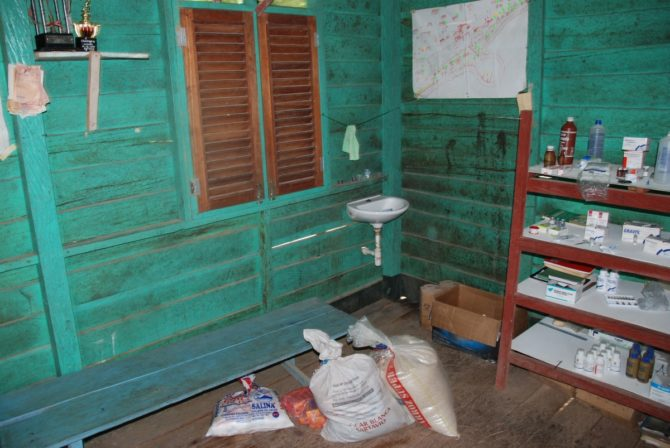 matsés medical clinic