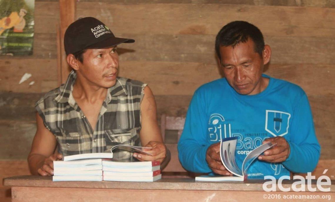 distributing the reader